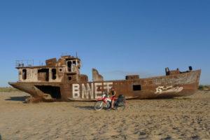 Uzbekistan: Aral Lake – A night at an unreal place