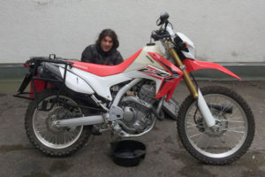 Read more about the article Review: Honda CRF250L our trusty Companions