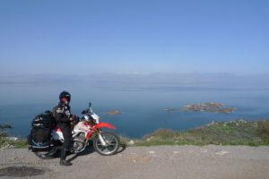 Fantastic view at Skadar Lake