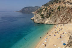 Coastline before Antalya