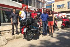 The great Honda Ataberk Team