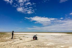 Kazakhstan 1: Kazakhstan's endless vastness