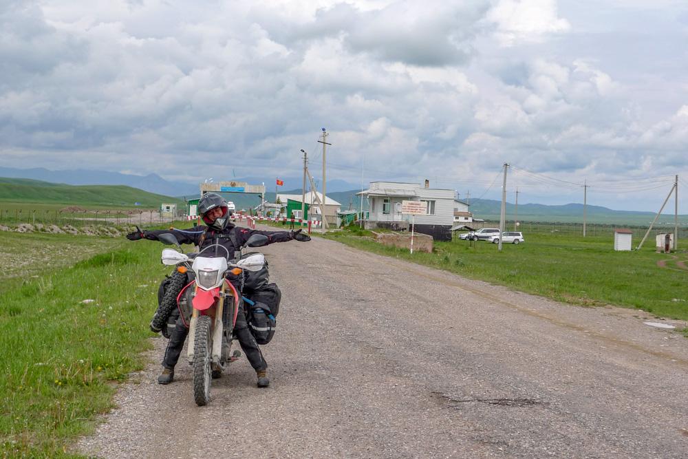 Miri after the kyrgyz border