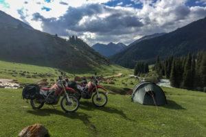 """Kyrkyzstan 1: Like the alps in """"sick"""""""