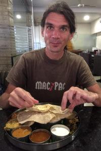 Indian delicious Thali