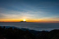 Amazing sunset point