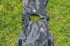 Exotogg vest outspread
