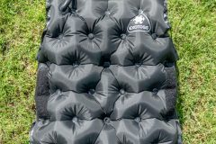 Exotogg vest inflated