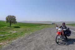 High mountains close to Eregli