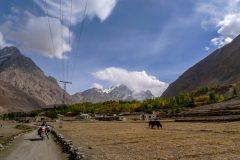 The little village Shimshal