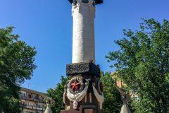 Monument in Astrakhan