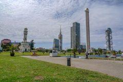 Batumi in Georgia