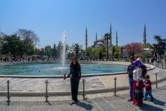 Miri and the Blue Mosque