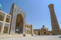 Miri Arab in Bukhara