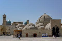 Ancient bazaar Toqi Zargaron