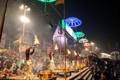 Ceremony in Varanasi