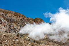 Hot steam sounds like a jumbo jet
