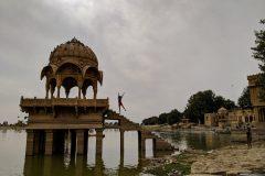 Gadsisar Lake in Jaisalmer