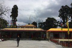 Temple tour in Gangtok