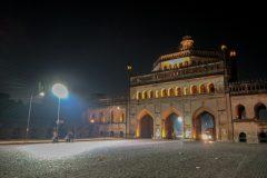 Rumi Darwaza Gate in Lucknow