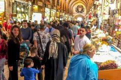 Miri in the Grand Bazaar