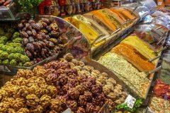 Beautiful shops in the Grand Bazaar
