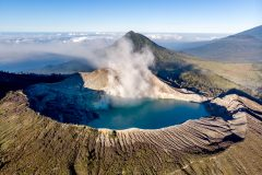 Crater in all its beauty