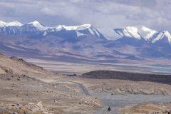 Fantastic scenery near Karakul