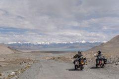 Close to Karakul Lake