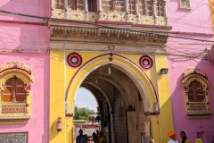Karni Mata Temple in Deshnoke