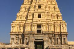 Main temple in Hampi