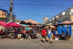Market in Astrakhan