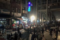 Market in Lahore