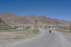 Murghab is quite remote