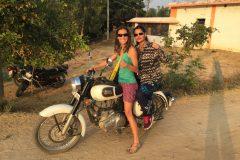 Hampi Biker Girls