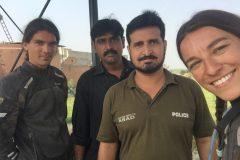 Selfie time near Gujrat