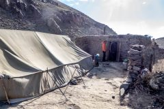 Nomads place in Bartang valley