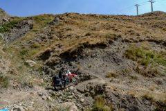 Rocky roads to Dizin