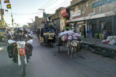 Riding in Quetta