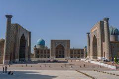 Majestic Registan in Samarkand