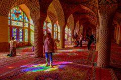Nasir ol Molk (Pink Mosque)