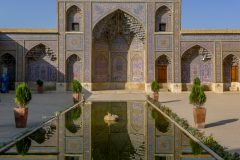 Nasir ol Molk in Shiraz