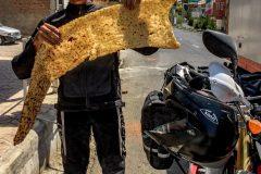 Tobi got a Super Bread!