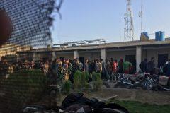 Refugees in Taftan