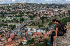 Nice overview of Tbilisi