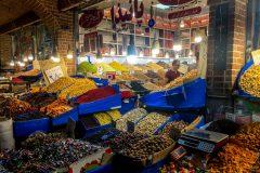 Nice stand Bazaar Tehran