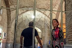 Don't eat too much - Tehran bazaar