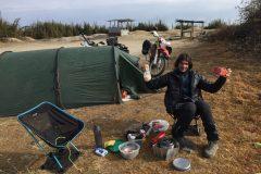 Camping at Tiger Hill
