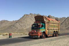 Pakistan has the nicest trucks
