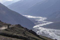 The Bartang river